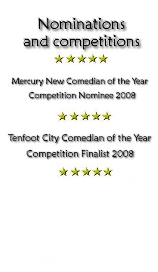 nominations and competitions